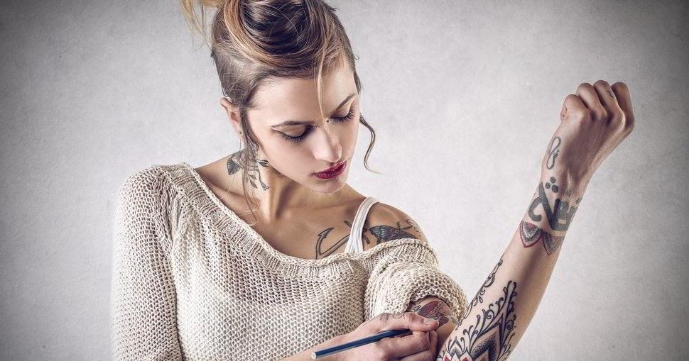 Esto es lo que tienes que hacer para quitarte un tatuaje