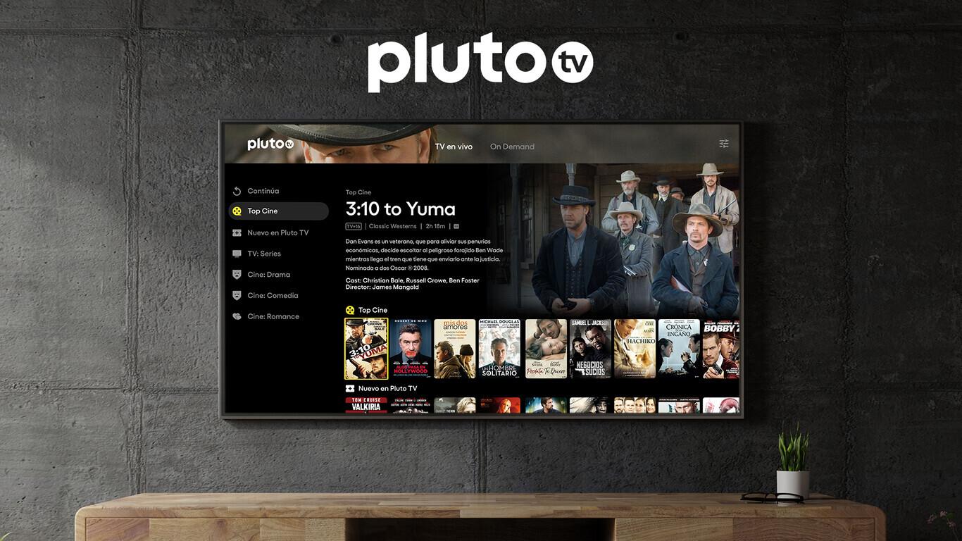 Estos son los nuevos canales que llegan a Pluto TV