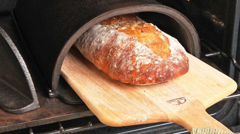 Hornear el pan