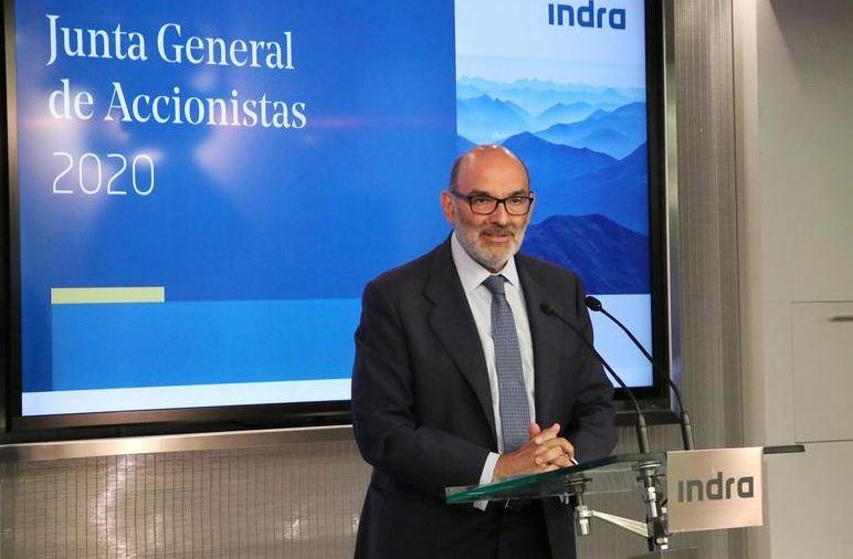 El Consejo de Indra nombra a Marc Murtra presidente, pero sin carácter ejecutivo