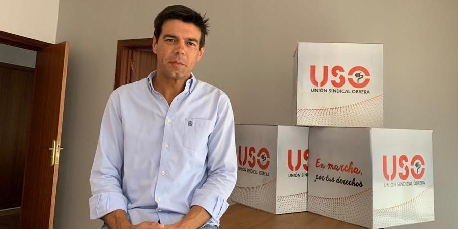 """USO, preocupado por la crisis """"que aún no sabemos si ha terminado de estallar"""""""