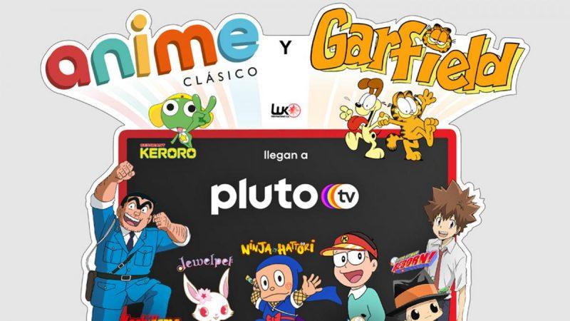 Los últimos canales que estrenó Pluto TV
