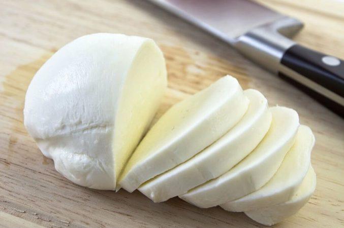 Mozzarella- quesos