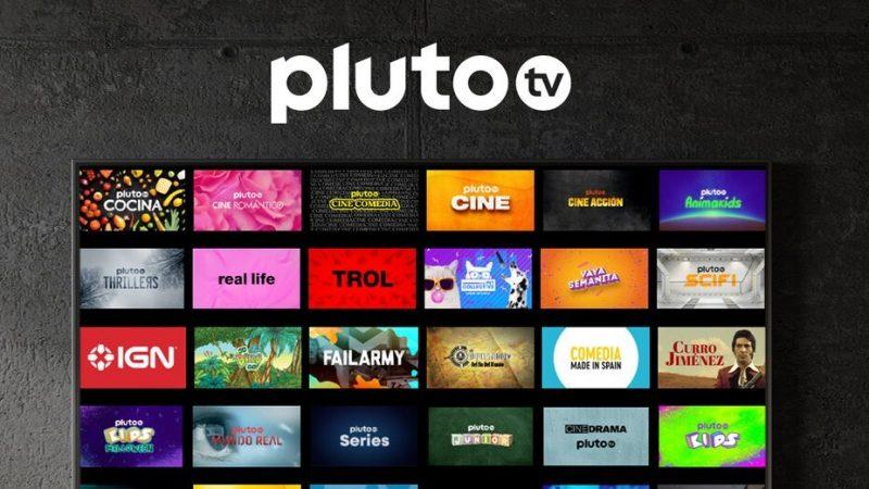 ¿Qué es el Pluto TV?
