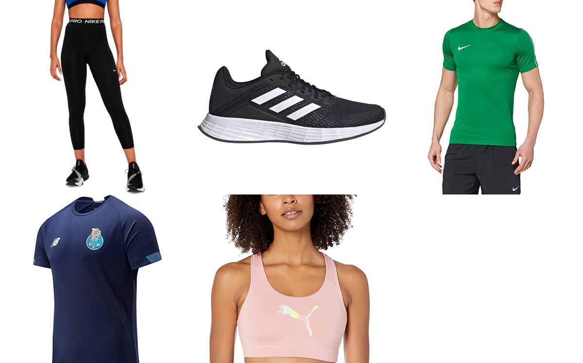 Adidas, Nike y más: gangas del Amazon Prime Day en productos deportivos