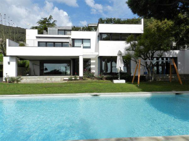 La nueva casa de Pep Guardiola
