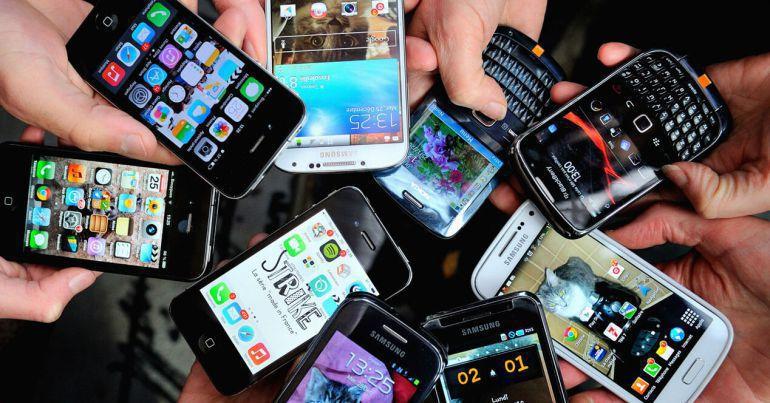 La venta de móviles cae un 6% por la escasez de componentes