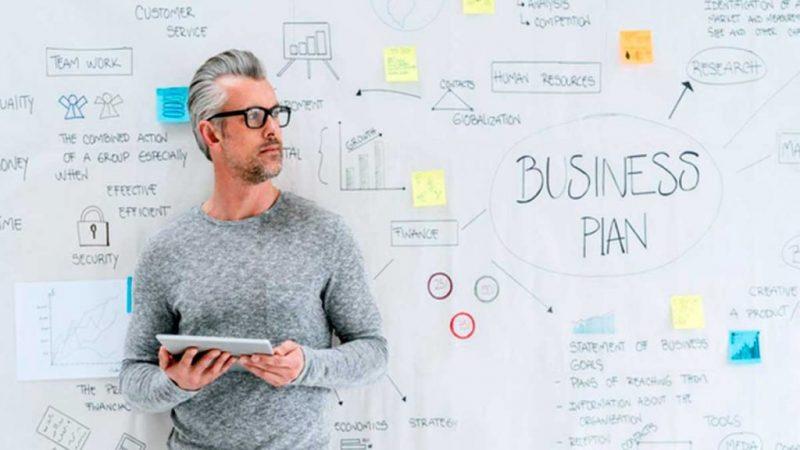 primer plan de negocio