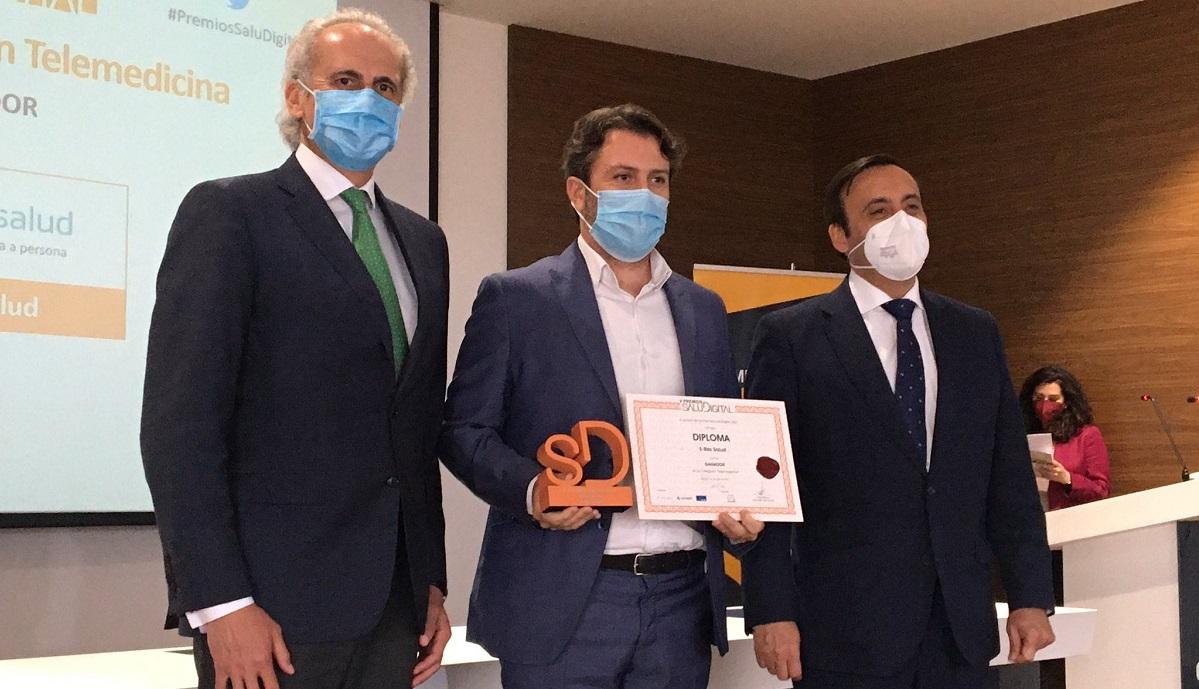"""El programa """"E-Res Salud"""", impulsado por la UICO, reconocido en la categoría de Telemedicina de los Premios SaluDigital"""