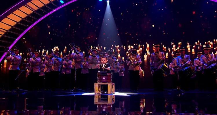 Risto Mejide Got Talent Hugo Molina final
