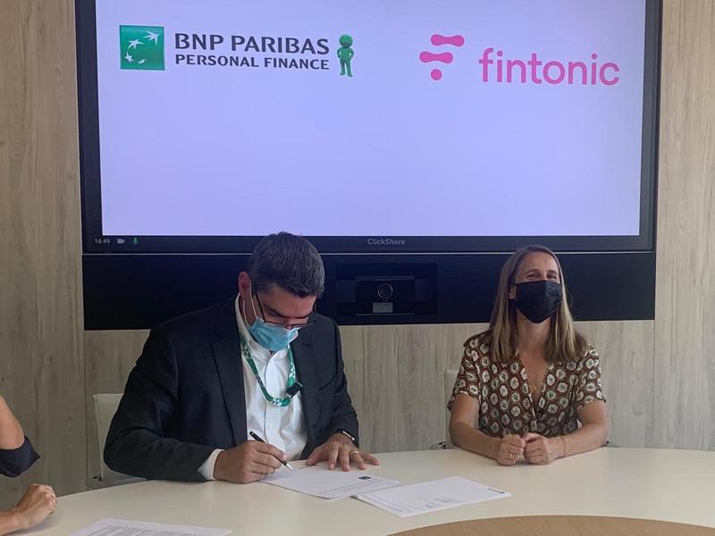 Cetelem ofrecerá préstamos personales de hasta 20.000 euros en la app de Fintonic