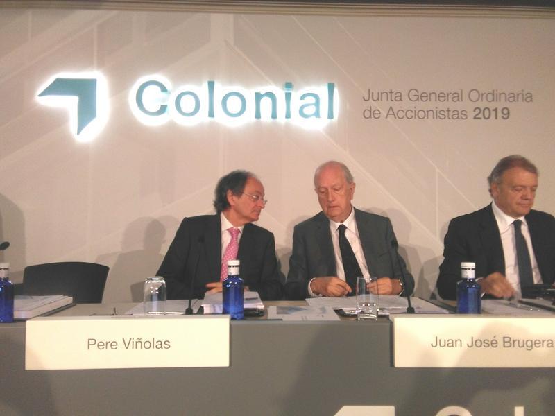 Colonial aumentará al 94% su participación en su filial francesa SFL, en una operación de 800 M€