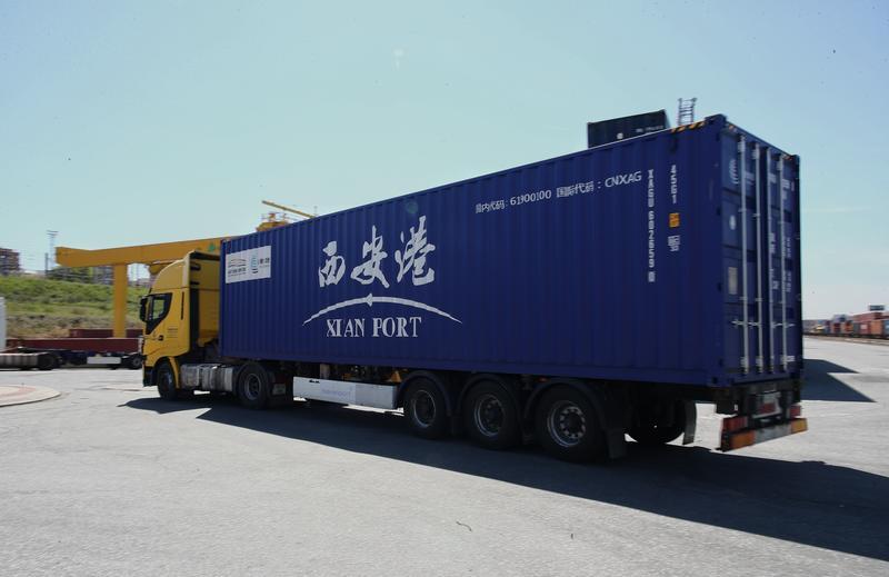 El transporte de mercancías por carretera representa menos del 5% de las emisiones de la UE
