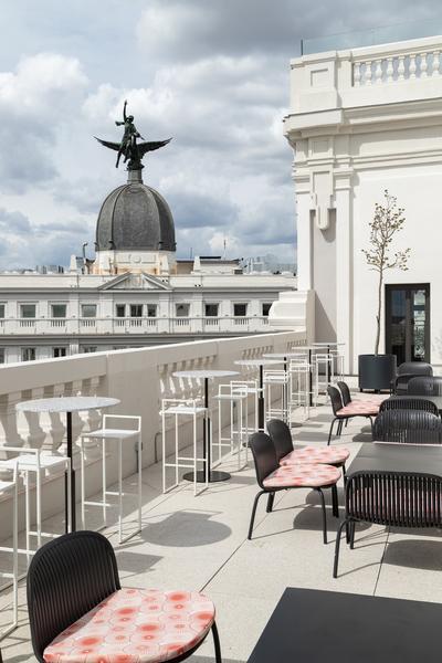 Abre el hotel de Cristiano Ronaldo (Madrid) con una inversión de 13 M€