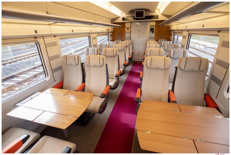 Renfe adjudica a Ferrovial el contrato de servicios a bordo durante 5 años por 272 M€