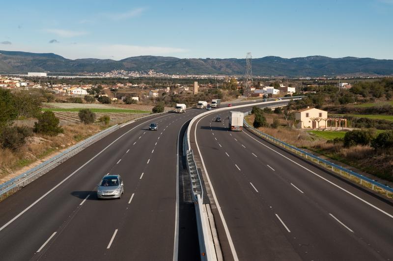 Abertis recupera en España el nivel de tráfico en sus autopistas previo a la pandemia