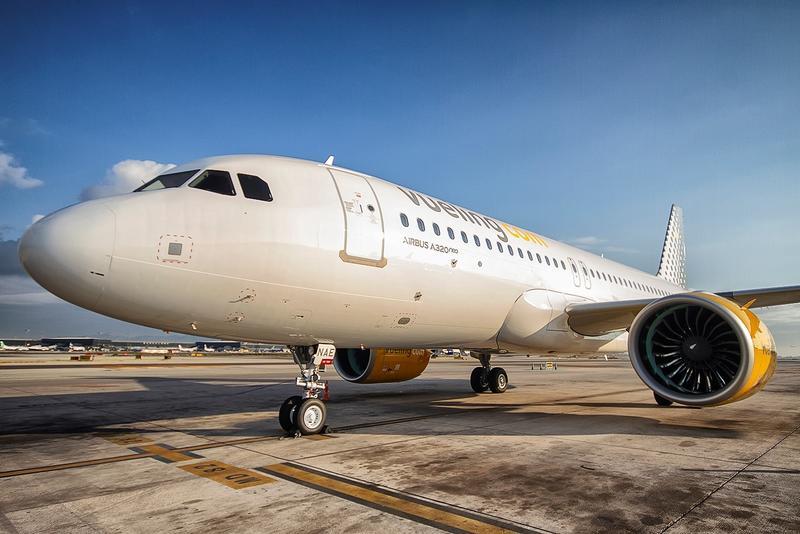 Vueling prepara un nuevo modelo de mantenimiento en El Prat (Barcelona)