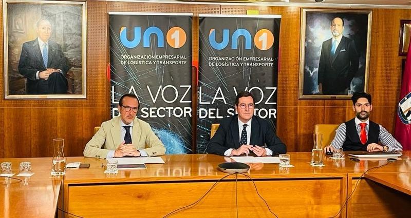Garamendi promete ante el sector logístico que la patronal no admitirá ataques a la competencia