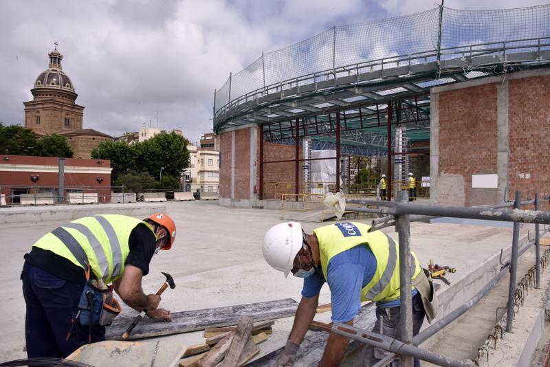 Los costes de construcción se disparan casi un 10% en los últimos seis meses