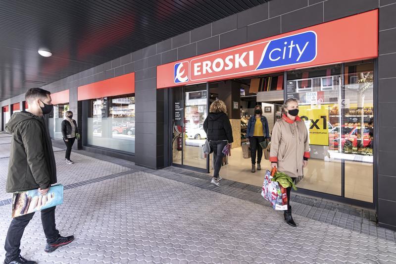 Eroski invertirá 420 M€ en la apertura de 300 nuevas tiendas hasta 2024