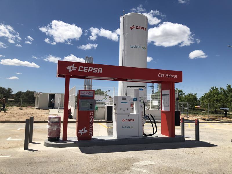 Cepsa y Redexis suman Cuenca a la mayor red de gasineras de España