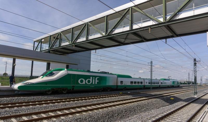 Adif levantará un taller de mantenimiento para sus trenes al sur de Madrid
