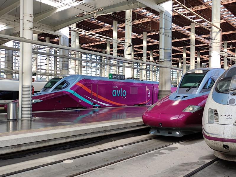 Renfe estrena Avlo el próximo miércoles con viajes entre Madrid y Barcelona desde 7 euros