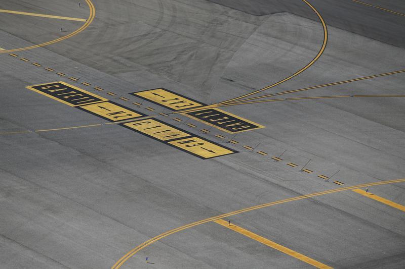 Aena renueva una de las pistas del aeropuerto Adolfo Suárez Madrid-Barajas por 637.000 euros