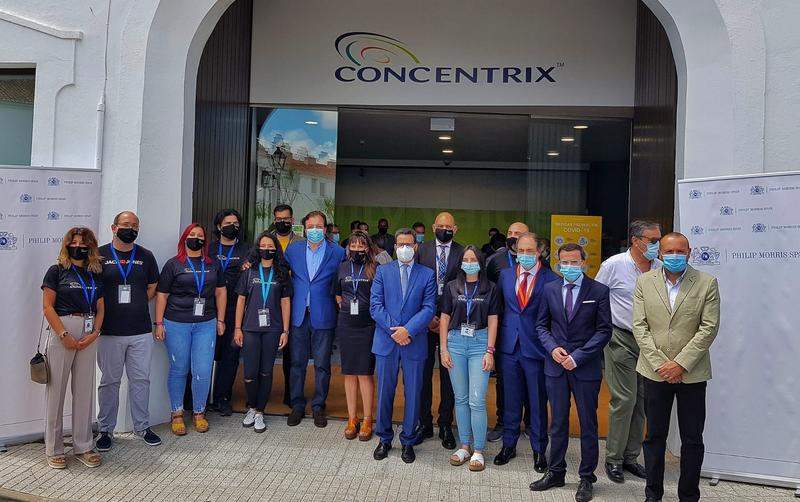 Philip Morris crea 120 empleos en Badajoz con un call center para usuarios de IQOS en España