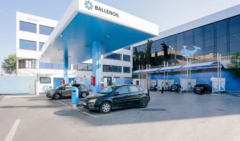 Ballenoil abre 14 estaciones en el primer semestre y prevé poner en marcha otras 12 hasta final de año