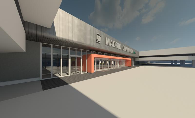 Adif escoge a 10 finalistas para el diseño de la nueva estación de Chamartín de Madrid