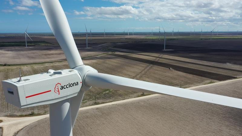 Acciona Energía sale a Bolsa valorada en 1.000 M€ menos de su aspiración inicial