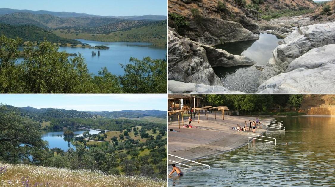 Lagos y pantanos de España para darte el primer baño del verano