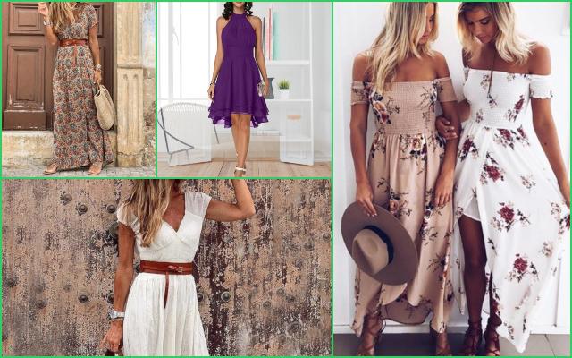 Aliexpress: 9 vestidos veraniegos y muy fresquitos desde 8 euros que no pueden faltar en tu armario