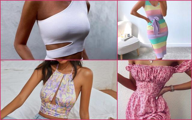 Aliexpress: tops y vestidos tendencia en 2021 con descuentazo en la web