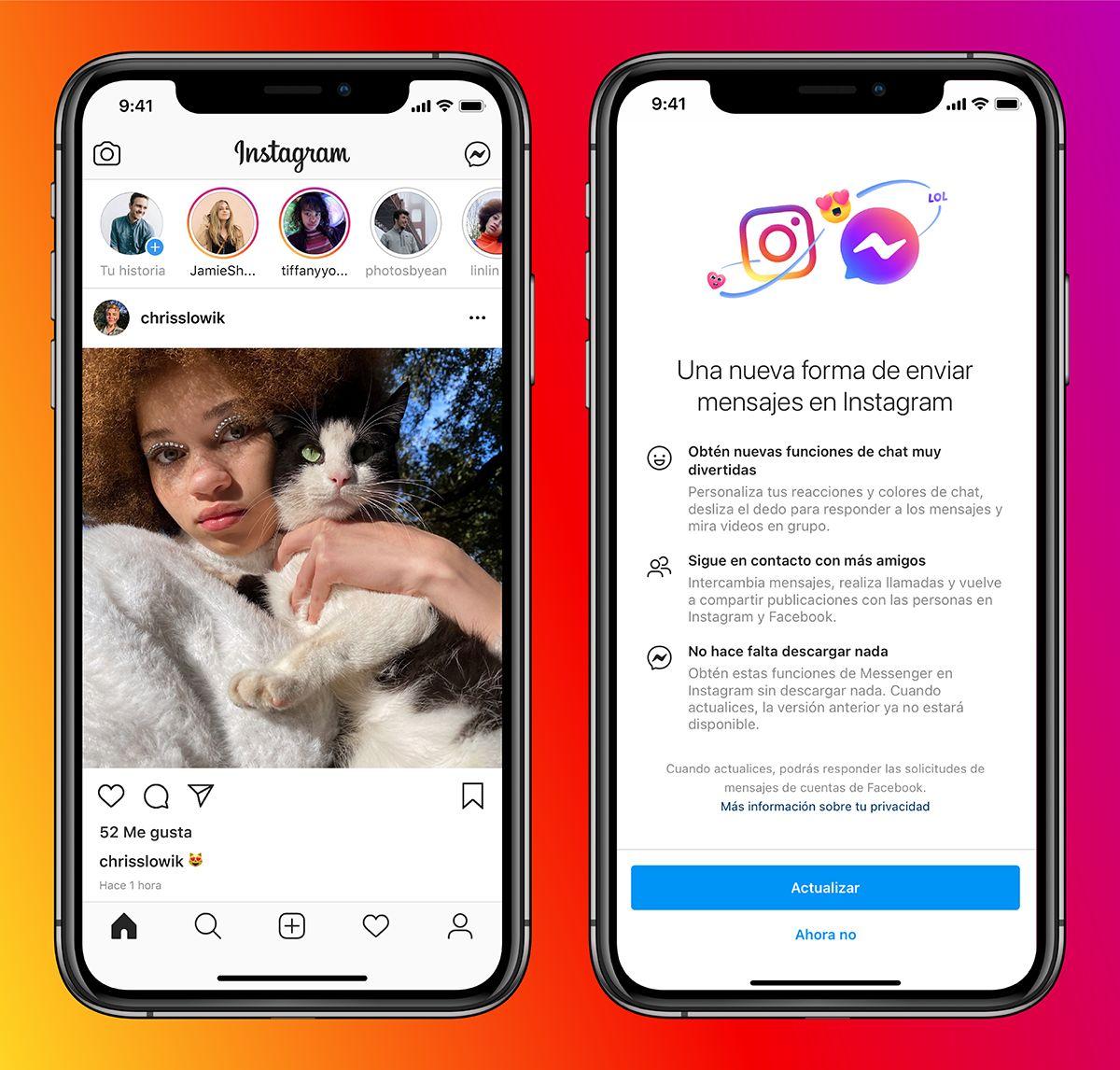 Facebook Messenger: novedades que te invitarán a usar esta app