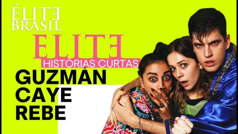 Guzman Caye Rebe- Netflix