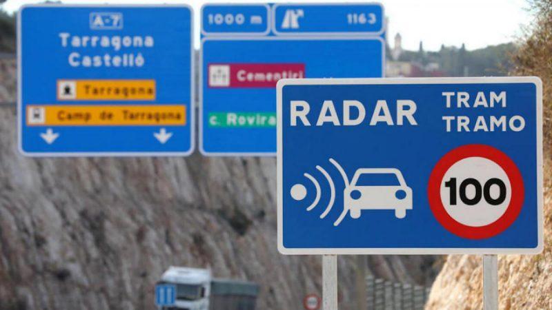 Exámenes de conducción y radares según la DGT
