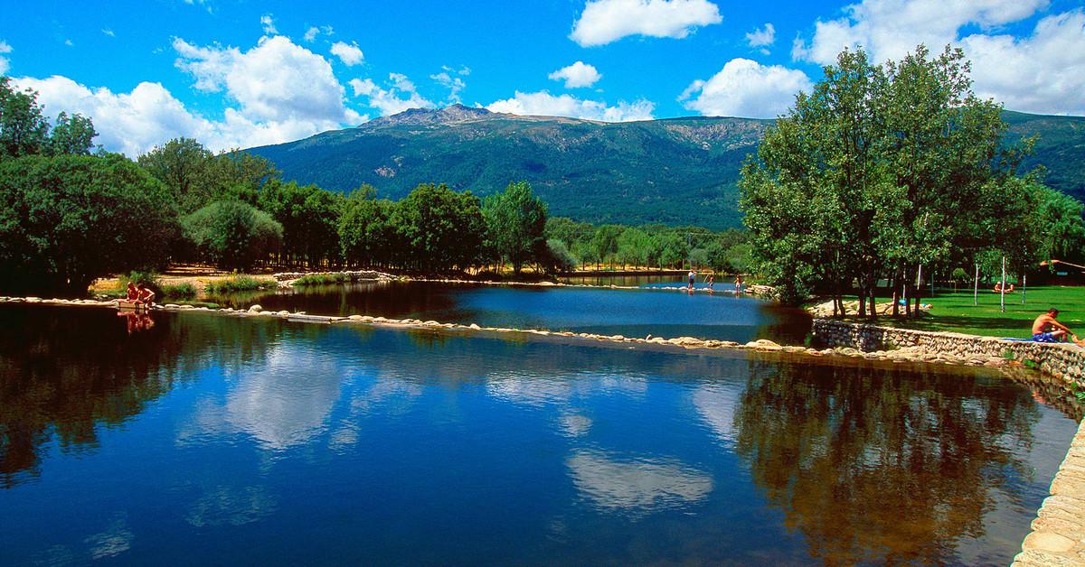 Piscinas naturales cerca de Madrid para disfrutar el fin de semana