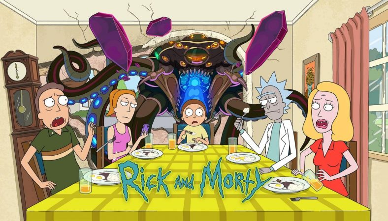 Rick y Morty T5- HBO
