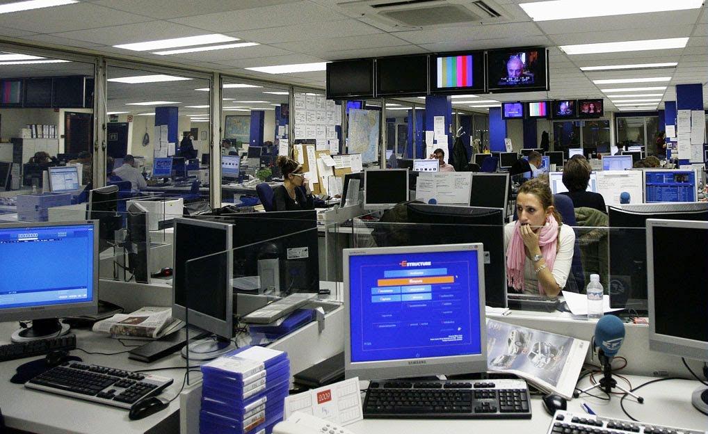Telefónica aspira a renovar los servicios de telecos de EFE por 12 M€