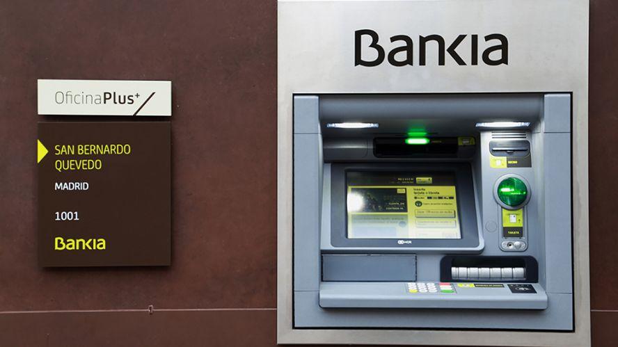El 'cambio tranquilo' de los cajeros de Bankia