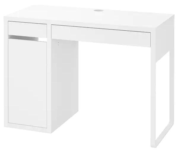 escritorio con cajoneras