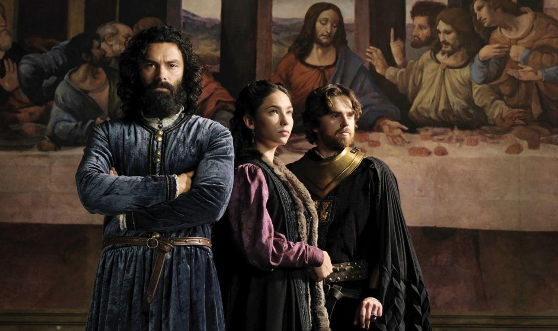 'Leonardo': ¿Quiénes son los actores de la nueva serie de La 1?