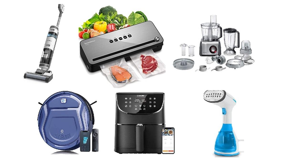 Amazon Prime Day: ofertones en pequeños electrodomésticos solo hoy y mañana en la web