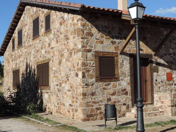 Posada del Nogal, casas rurales Madrid