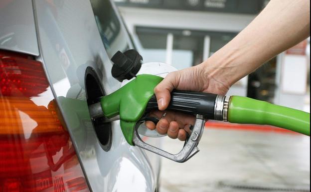 precio gasolinera 1, gasolineras