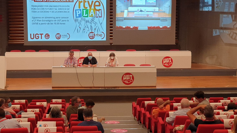 La influyente UGT se posiciona en favor del regreso publicitario a RTVE