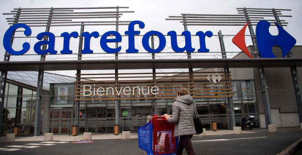 Carrefour y Auchan: una fusión con muchas voces en contra