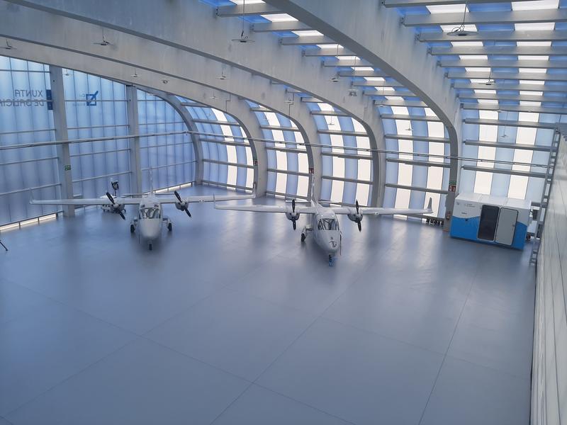 Galicia, a la vanguardia del desarrollo tecnológico de drones en Europa de la mano de Indra